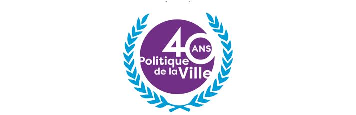 Label «40 ans politique de la ville»